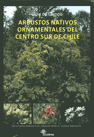 Rese as de libros for Plantas ornamentales chilenas